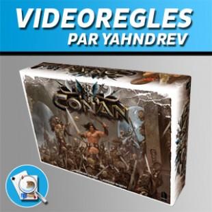 Vidéorègles – Conan
