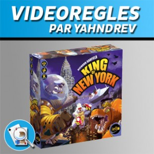 Vidéorègles – King of New York