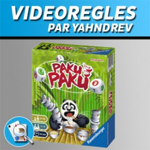 Vidéorègles – Paku Paku