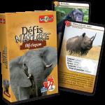 Defis Nature Afrique-Bioviva-Materiel-Jeu de societe-ludovox