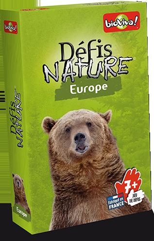 Defis Nature Europe-Bioviva-Materiel-Jeu de societe-ludovox