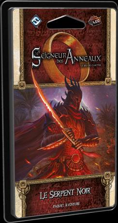 Le seigneur des anneaux JCE-Le Serpent Noir-EDGE-Couv-Jeu de societe-ludovox