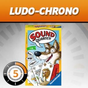 LUDOCHRONO – Sound quartet
