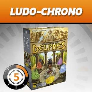 LUDOCHRONO – L'oracle de Delphes