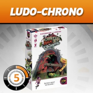LUDOCHRONO – Welcome Back to the dungeon