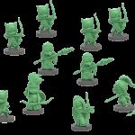 Ninja all stars clan Tanchyo-EGDE-Materiel-Jeu-de-societe-ludovox