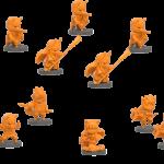 Ninja all stars clan kistune-EGDE-Materiel-Jeu-de-societe-ludovox