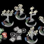 Star wars armada Escadrons de Chasseurs Rebelles-Edge-Materiel-Jeu de societe-ludovox