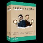 Tesla Vs Edison Duel jeu boite