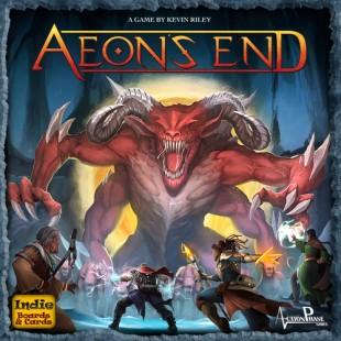 Aeon's end – le jeu de deckbuilding ultime pour la fin des temps ?