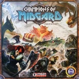 Champions of Midgard : toujours plus de vikings dans les bacs