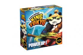 Pandakaï is back: King of Tokyo Power Up