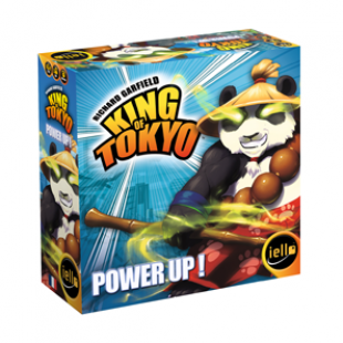 Pandakaï is back : King of Tokyo Power Up