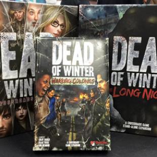 Dead of Winter Warring Colonies, vivre en Walking Dead