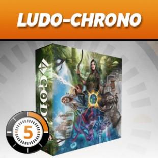 LUDOCHRONO – 4 gods