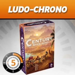 LUDOCHRONO – Century : Spice Road