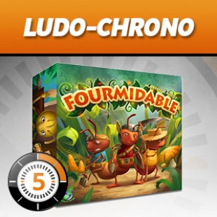 LUDOCHRONO – Fourmidable