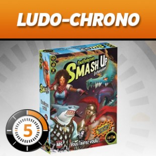 LUDOCHRONO – Smash Up Vous l'aurez voulu