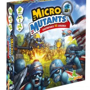Micro mutants (2017)