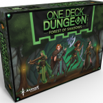 One Deck Dungeon Forest of Shadows