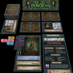 One Deck Dungeon Forest of Shadows jeu