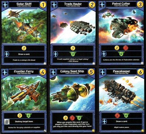 Star Realms Colony Wars vo