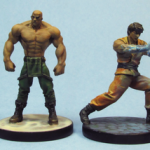 Street Masters Rise of the Kingdom fig peintes