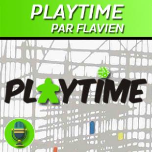 Podcast Playtime : Interview Martin Vidberg