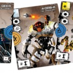 Galactic Warlords Battle for Dominion cartes jeu de societe