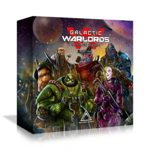 Galactic Warlords Battle for Dominion
