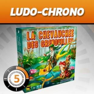 LUDOCHRONO – La chevauchée des grenouilles