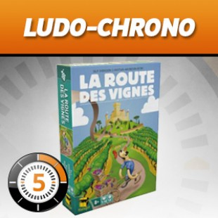 LUDOCHRONO – La route des vignes