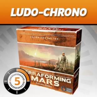 LUDOCHRONO – Terraforming Mars