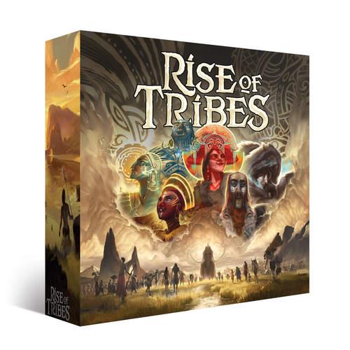 Rise of Tribes boite de jeu