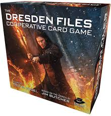 The Dresden Files Coop Card Game