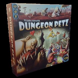 Dungeon Petz : à chacun sa monstrerie !