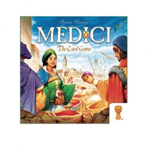 Medici, le jeu de cartes arrive en France ce mois-ci