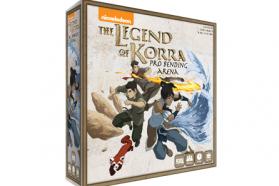 Mais qu'est-ce donc ? The Legend of Korra: Pro-bending Arena