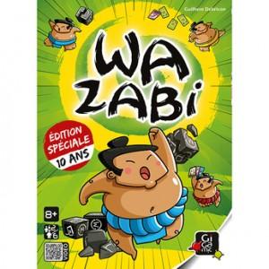wazabi 10 ans