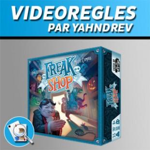 Vidéorègles – Freak Shop