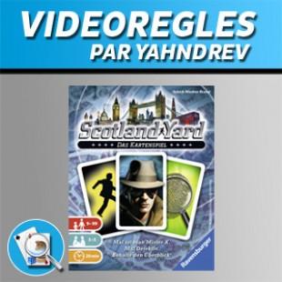 Vidéorègles – Scotland Yard: Le Jeu de Cartes