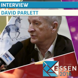 Essen 2016 – Interview David Parlett – VOSTF
