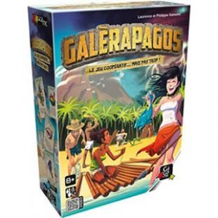 Galerapagos : l'enfer, c'est les autres