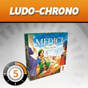 LUDOCHRONO – Medici le jeu de cartes
