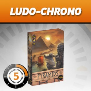 LUDOCHRONO – Pyramids