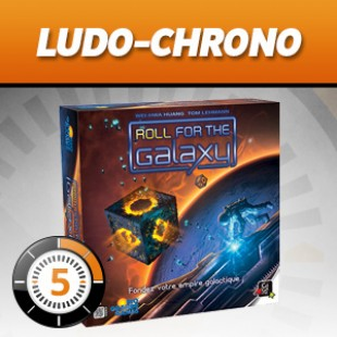 LUDOCHRONO – Roll for the galaxy