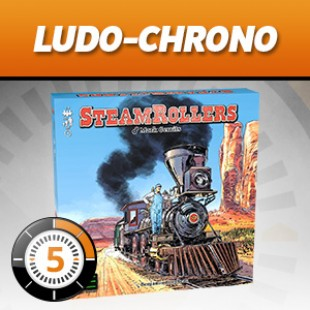 LUDOCHRONO – Steamrollers