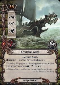 Scouting-Ship