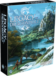 Legacy of Dragonholt FFG