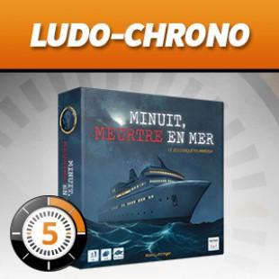 LUDOCHRONO – Minuit meurtre en mer